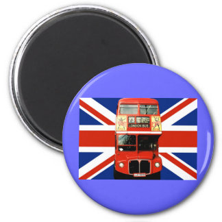 London Souvenir Fridge Magnet