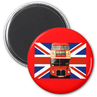 London Souvenir Fridge Magnet 3
