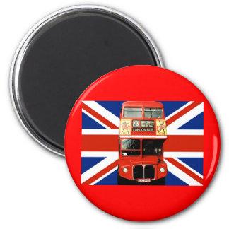 London Souvenir Fridge Magnet 3