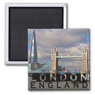 London Square Magnet