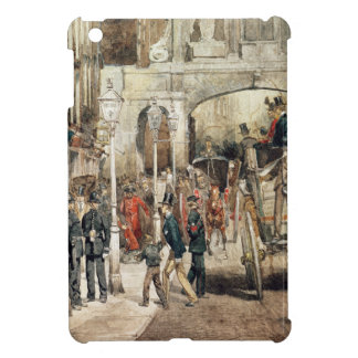 London Street, 1869 iPad Mini Case