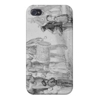 London Street Band, 1839 iPhone 4 Case