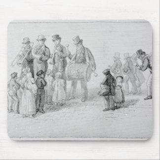 London Street Band, 1839 Mouse Mat