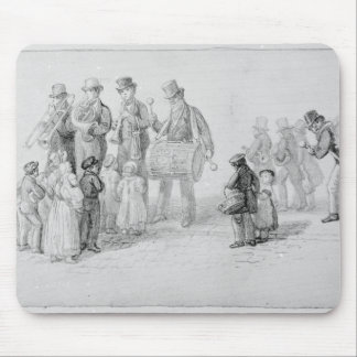 London Street Band, 1839 Mouse Pad