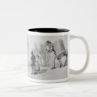 London Street Band, 1839 Coffee Mugs