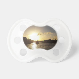 London Sunset Baby Pacifiers