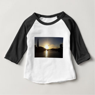 London Sunset Baby T-Shirt