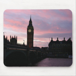 London Sunset Mouse Mat