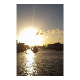 London Sunset Stationery