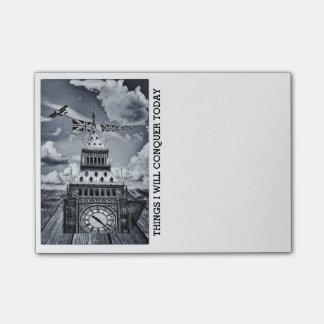 London - Surreal Big Ben Art (Post It) Post-it® Notes