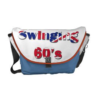 London Swinging 60s Messenger Bag