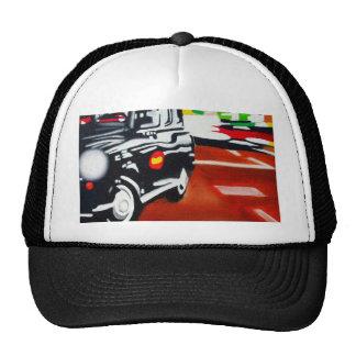 london taxi black cab design cap