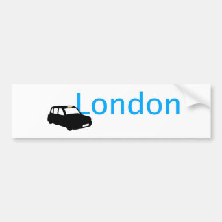 London Taxi Bumper Sticker
