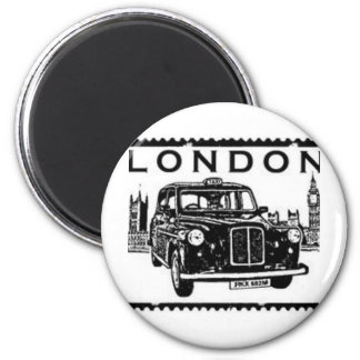 London Taxi Magnet