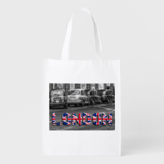 London taxi shopping bag carrying bag bag
