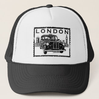 London Taxi Trucker Hat