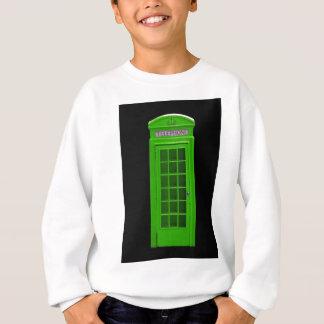 London telephone box England Sweatshirt