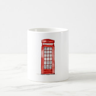 London telephone mug