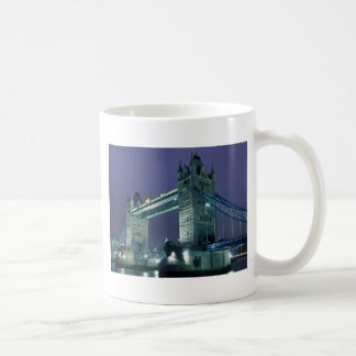 London - Tower Bridge Basic White Mug
