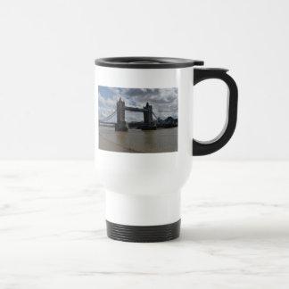 London Tower Bridge City Park Architecture Coffee Mug