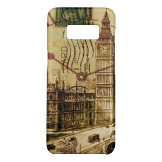 London Tower bridge clocktower big ben Case-Mate Samsung Galaxy S8 Case
