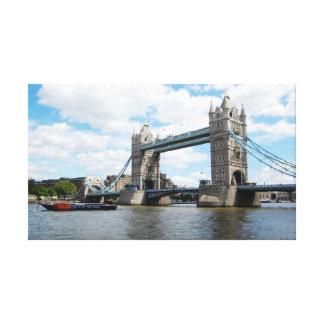 London Tower Bridge Gallery Wrap Canvas