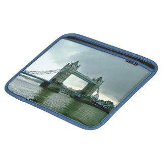 London Tower Bridge iPad Sleeve