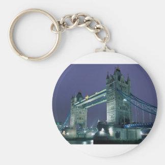 London - Tower Bridge Keychains