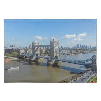 London Tower Bridge placemat
