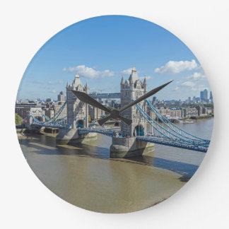 London Tower Bridge wall clock