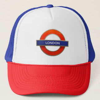 London Trucker Hat