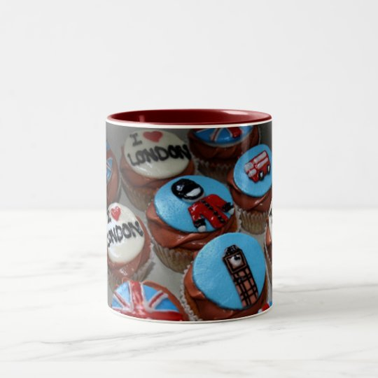 London Two-Tone Coffee Mug