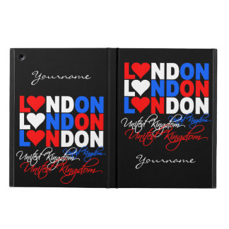 London UK custom cases