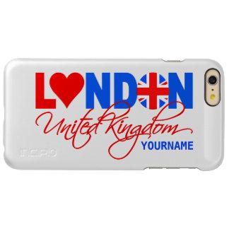 London UK custom cases