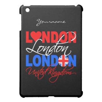 London UK custom cases Cover For The iPad Mini