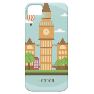 London Uk design unique gift Barely There iPhone 5 Case