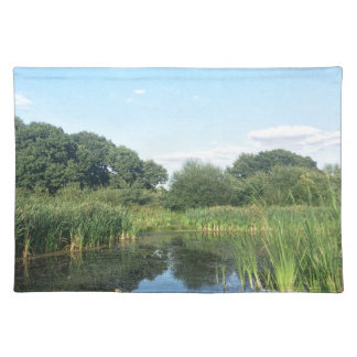 London - UK Pond Placemats