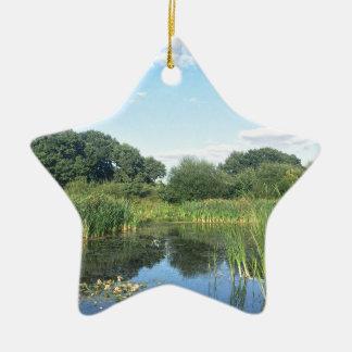 London - UK Summer 2016 Christmas Ornament