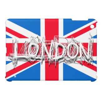 London Union Jack Mini iPad Case
