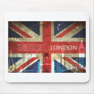 London Union Jack Mouse Mat
