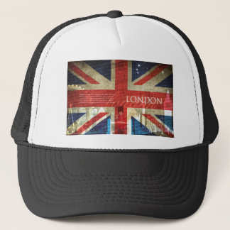 London Union Jack Trucker Hat