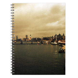 London view notebooks