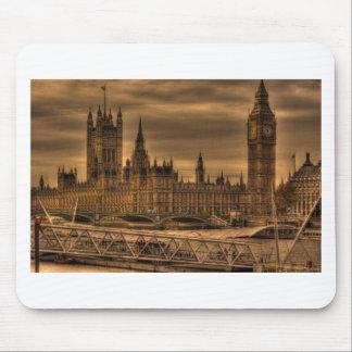 London Westminster Palace & Big Ben Mouse Pad