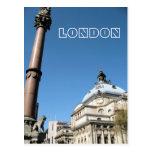 London Westminster UK postcard