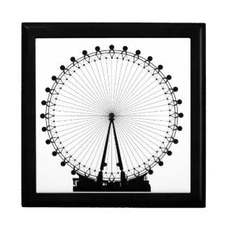 London Wheel Silhouette Gift Box