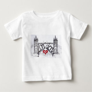 London with love baby T-Shirt