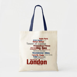 london wordle bag