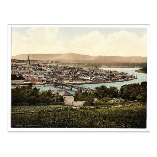 Londonderry. Co. Limerick, Ireland magnificent Pho Postcard