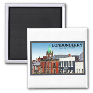 Londonderry / Derry - Magazine Street Magnet
