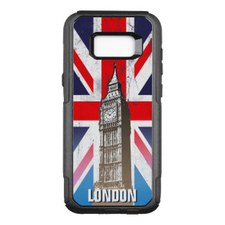 London's Big Ben OtterBox Commuter Samsung Galaxy S8+ Case